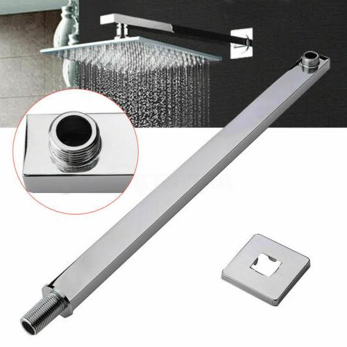 16 40cm square ceiling rain shower head