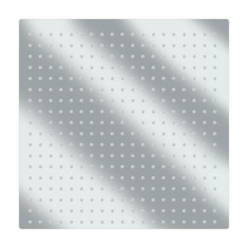 """20""""Modern Style Stainless Square Rainfall"""
