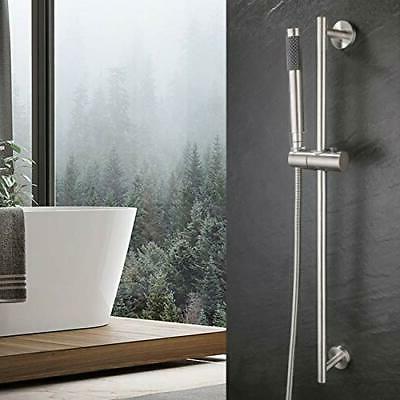 KES Slide Bar Adjustable Shower Holder Brac...