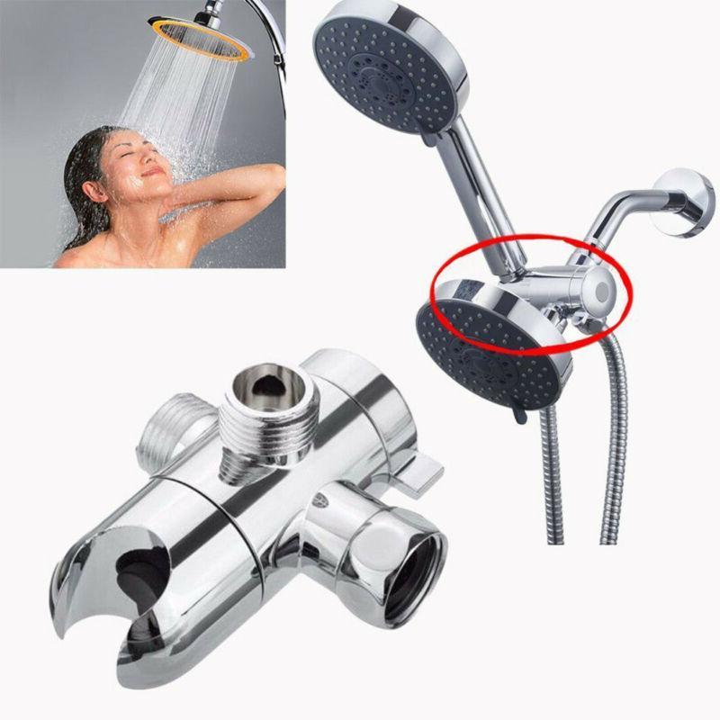 Bathroom Shower Sprayer 3-Way Valve Fix