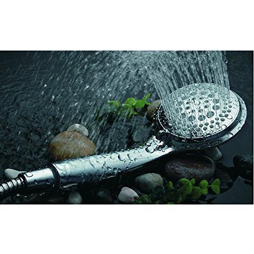 HotelSpa 3-Way Shower Head Handheld Hose . each showerhead both heads together!