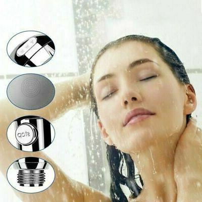 3in1 Handheld Shower ON/Off/Pause Setting