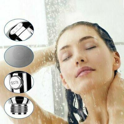 3in1 High Handheld Shower Boosting