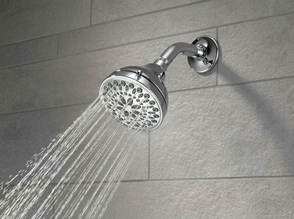 Delta Shower Head High Pressure Swivel