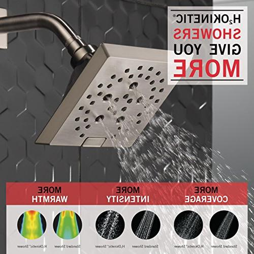 Delta 52664-SS Raincan Shower