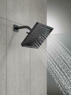 "Universal 7-5/8""W Shower Head w/"