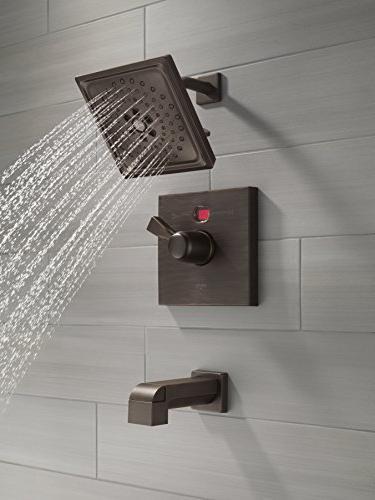 Delta 3-Spray Shower Head, Venetian