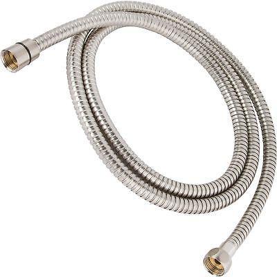 60 Inch Flexible Shower Hose  - Brushed Nickel