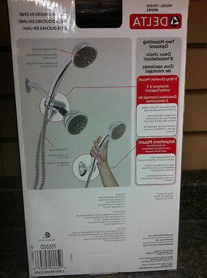 Delta 75530D Massage Hand Shower/Shower Head Unit Douche