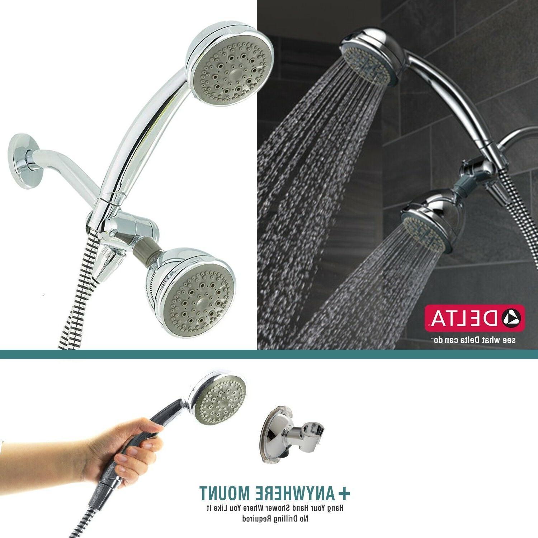 75530d five spray massage hand shower shower