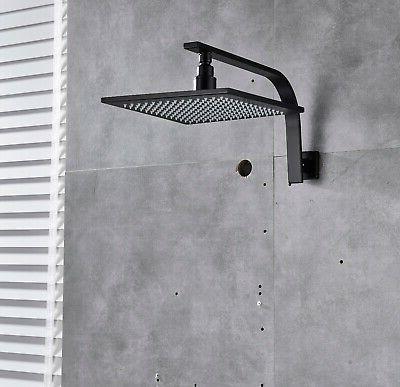 "8""Oil Square Shower W/Arm"