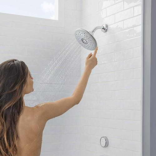 American Standard eTouch 4-Function Shower 2.5 GPM Polished