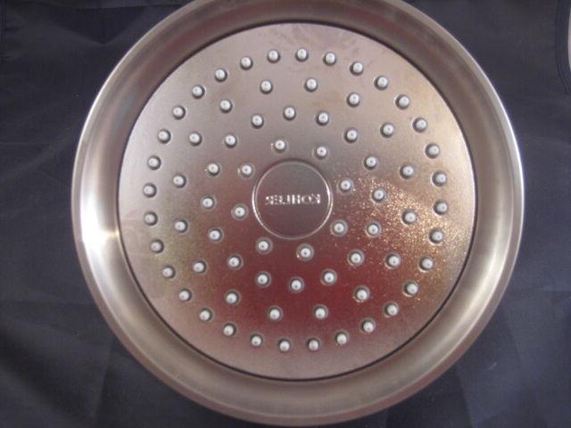 KOHLER 965--BN Purist Single Function Showerhead,  Brushed N