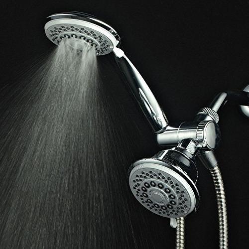 HotelSpa 3-way Luxury Shower Combo