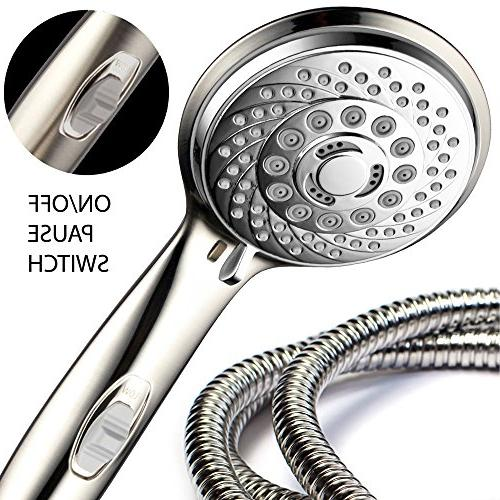 HotelSpa Handheld Shower-Head with Pause