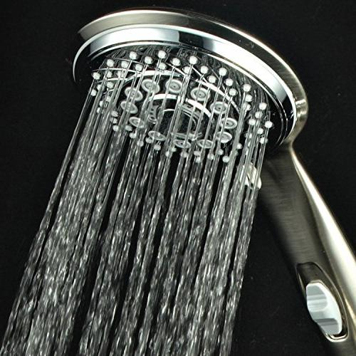 HotelSpa Ultra-Luxury Shower-Head with Patented On/Off Pause