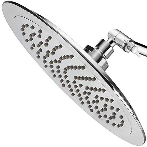 AquaSpa 9-inch Shower 11 Height/Angle