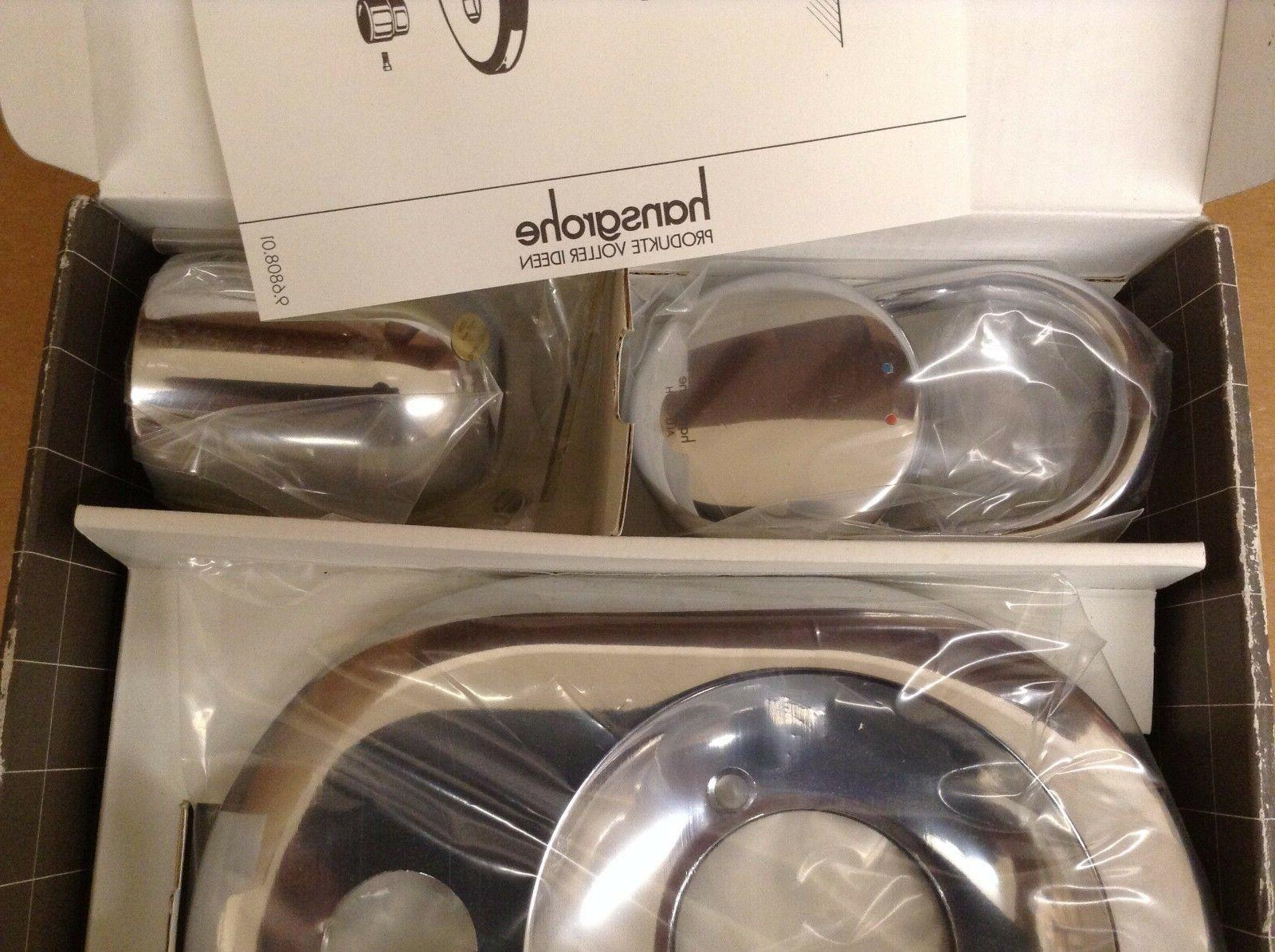 Hansgrohe Axor Allegroh 16405 Tub-shower mixer loop handle CHROME