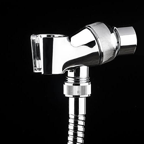 """AKDY 4"""" Bathroom Round 3-Function Handheld Hand Shower"""