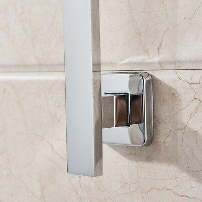 Brushed Rain Shower Arm Wall Heads