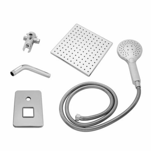 HotelSpa Square Rainfall Shower with Extension