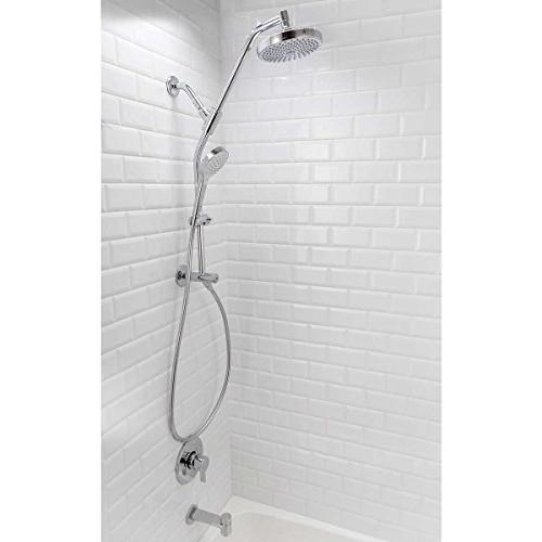 Hansgrohe Croma Select Shower Combo