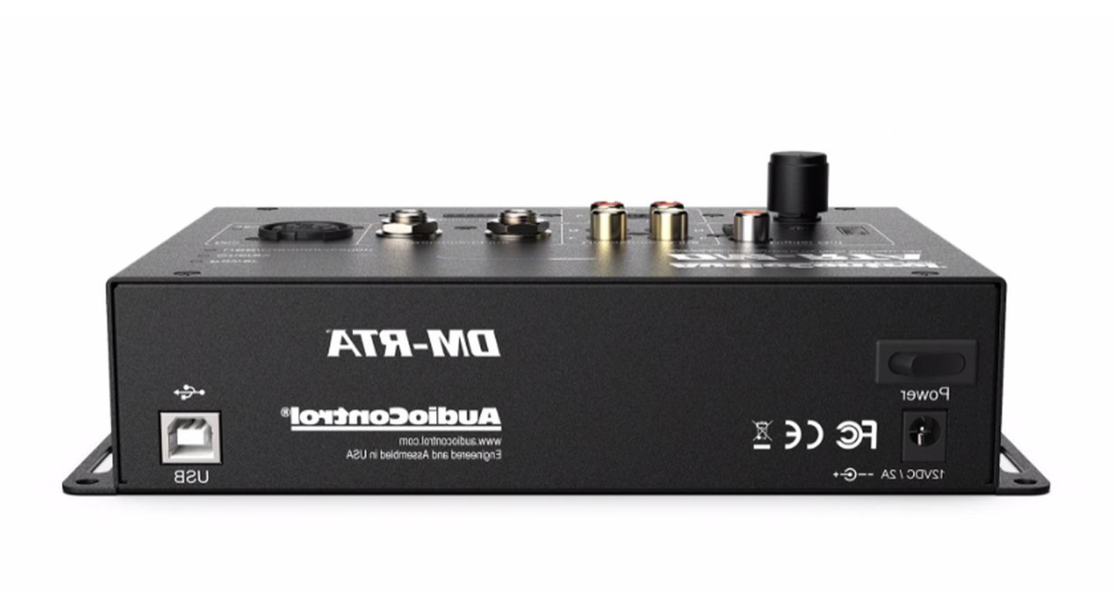 AudioControl DM-RTA Real Analyzer Tool