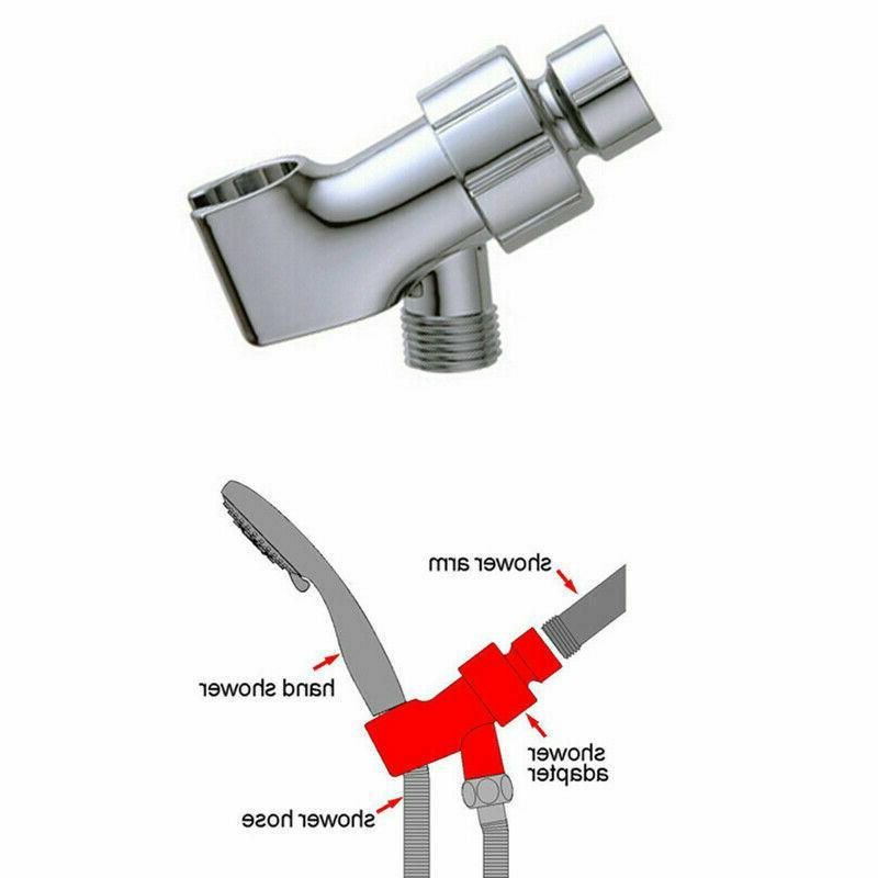 handheld shower head holder wall mounted adjustable