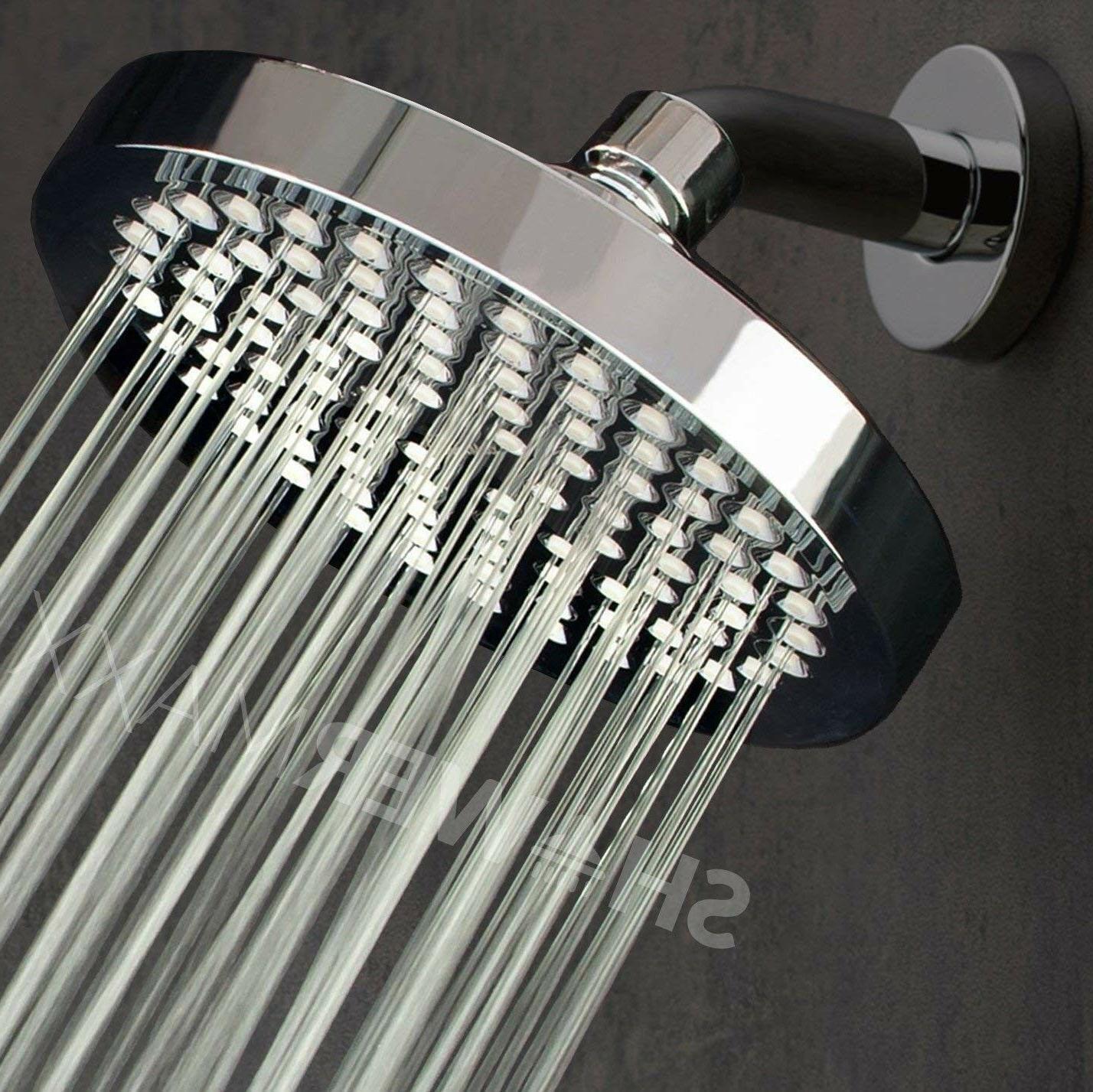 ShowerMaxx Luxury Spa6 Circular Ultra High Pressure Rain Sho