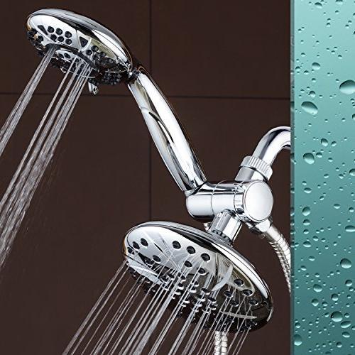 AquaDance Rainfall Shower Combo