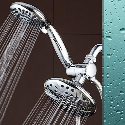 AquaDance Rainfall Shower Combo