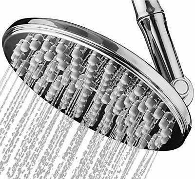 pressure rainfall shower head