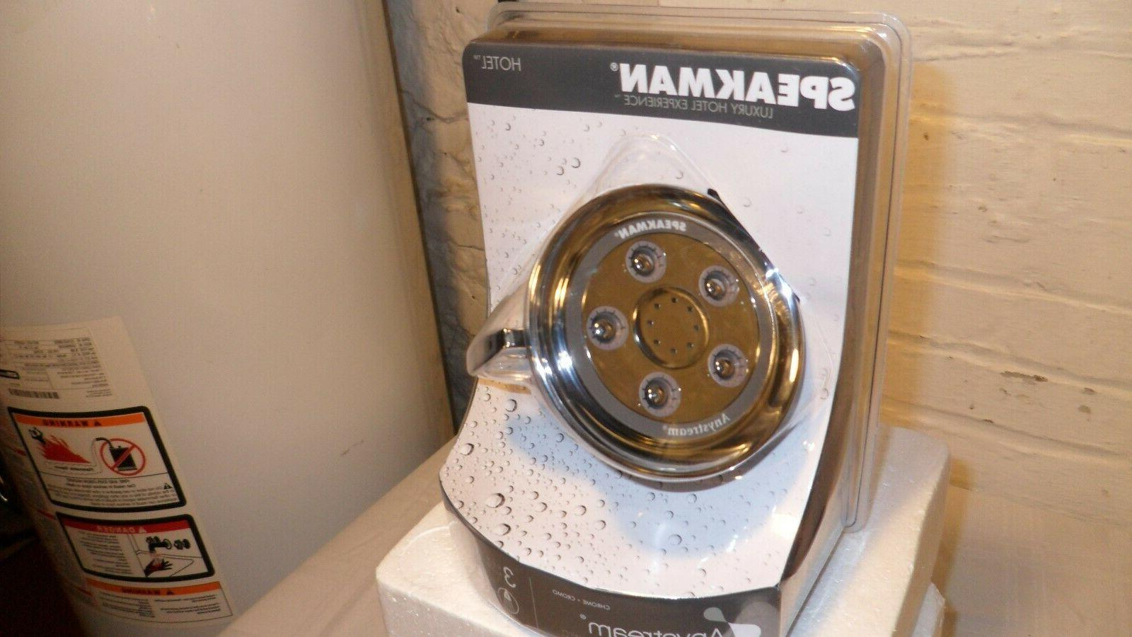 Speakman S-2005-HB Hotel 2.5 GPM Triple Shower