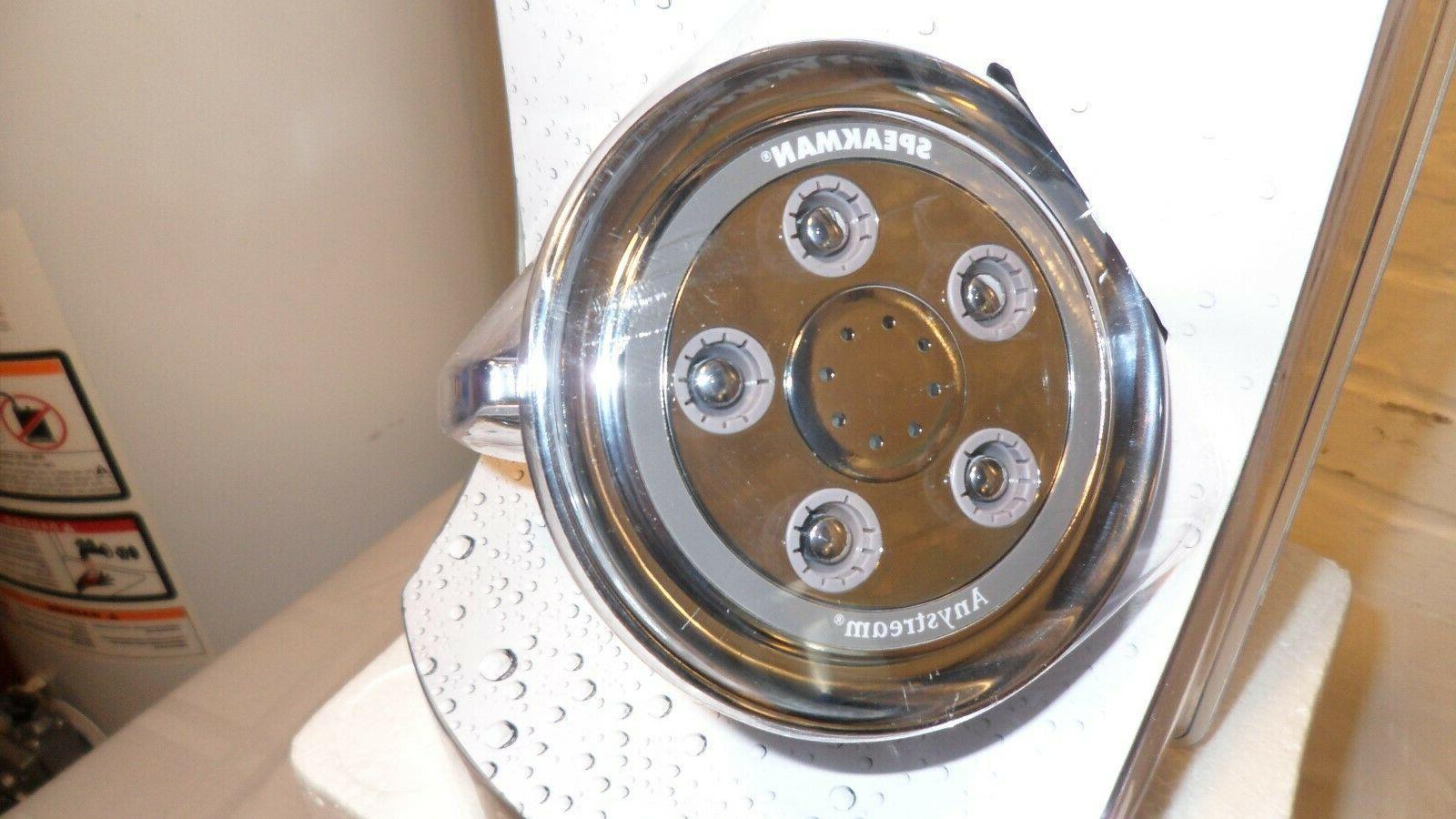 Speakman S-2005-HB 2.5 GPM Function Shower