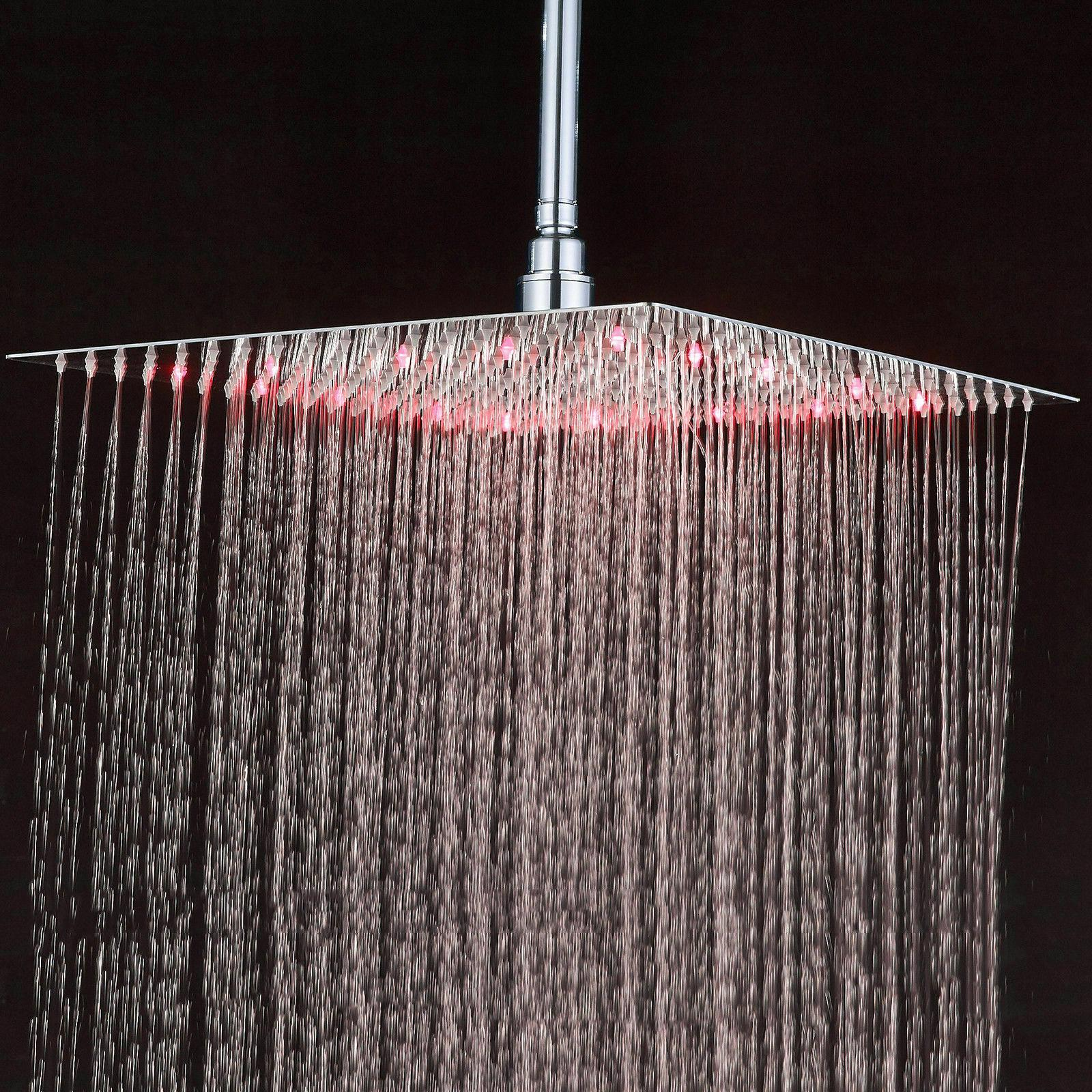 Shower Head Ultrathin Rotate