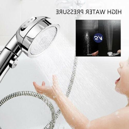 Shower Head Ionic High-Pressure Showerhead
