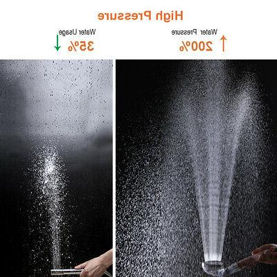 Shower High Pressure Handheld Filter