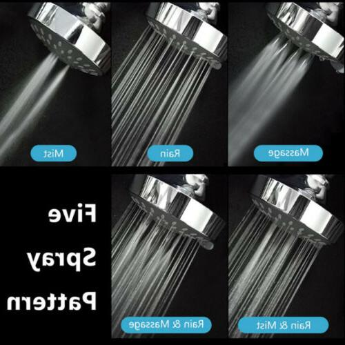 Shower heads High Adjustable Top