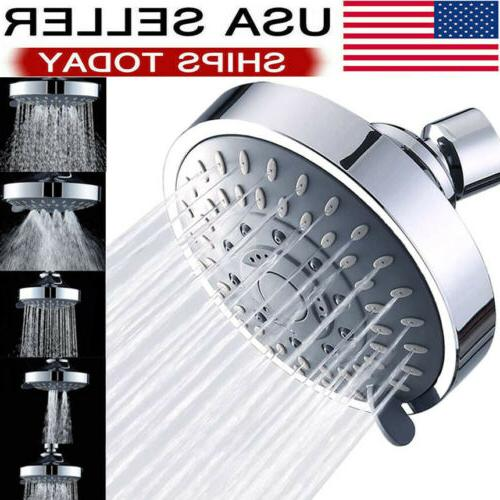 shower heads handheld spray high pressure adjustable