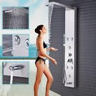 shower panel column tower system faucet rain