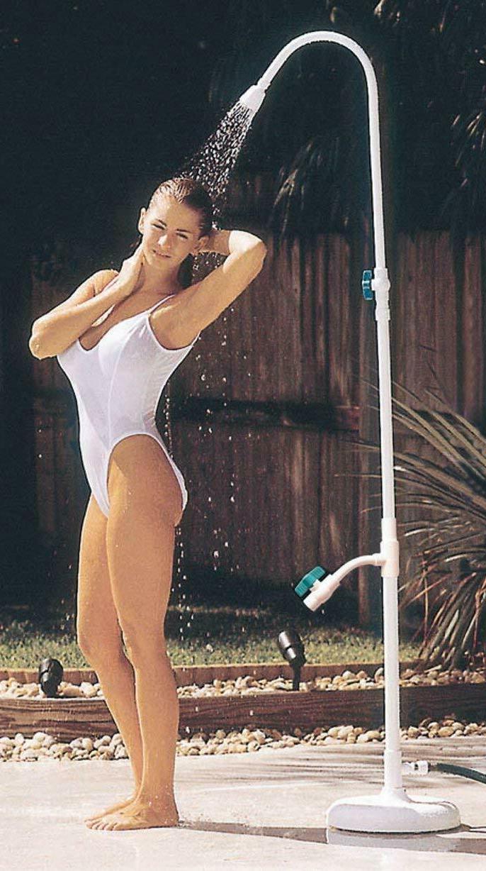 Shower Power w/Foot Washer