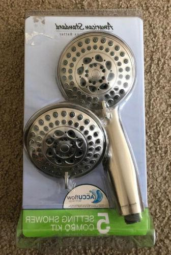 spectra duo 5 setting hand shower shower