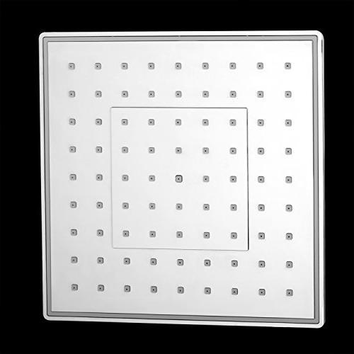"""AKDY 8"""" Square Style Bathroom Adjustable"""
