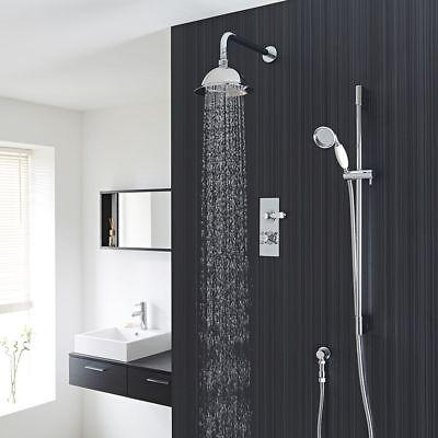 Hudson Reed Traditional Thermostatic 2
