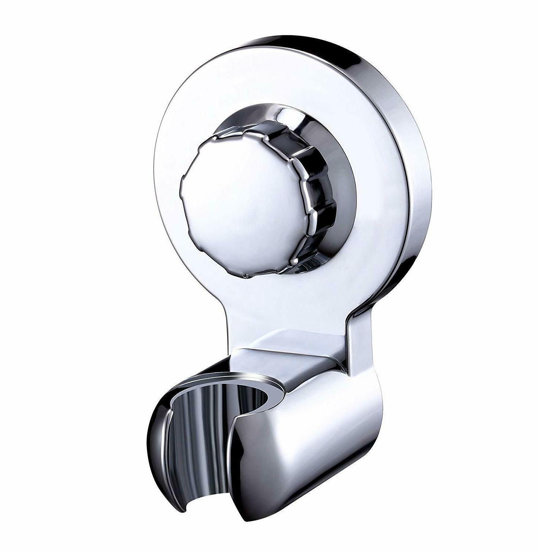 Universal Chrome Head Holder Bathroom Hand Held Head Valve Hose