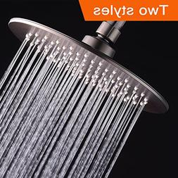 Albustar Luxury Rainfall Shower Head With High Pressure and