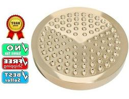 ShowerMaxx Luxury Spa 6 Circular Ultra High Pressure Rain Sh