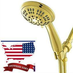 ShowerMaxx Luxury Spa Series | 6 Spray Settings 4.5 inch Han