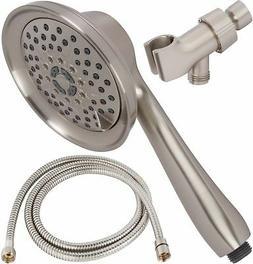 Shower Massage Handheld With Hose - Massager & Mist Hand Hel
