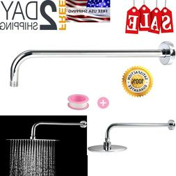 Neady 16 Inch Shower Arm Stainless Steel Head Extension Fixe